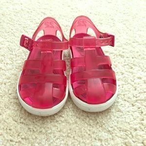Kids IGOR pink sandals/ shoe- size 22 or 6/6.5